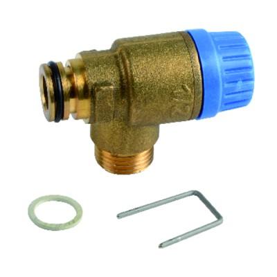 Électrode allumage WL10LN - DIFF pour Weishaupt : 24110010017