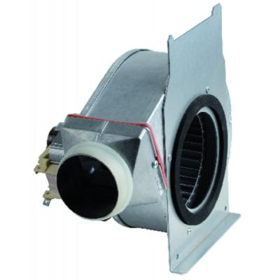Electrodo encendido WTG9/34 - DIFF para Weishaupt : 45011030507
