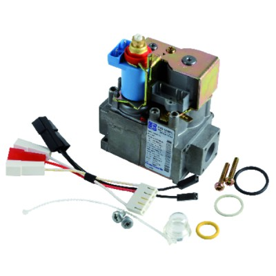 1 Bloque electrodo WL20A - DIFF para Weishaupt : 2412001026/7