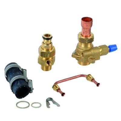 Électrode allumage G1/G3 - DIFF pour Weishaupt : 1513271433/7