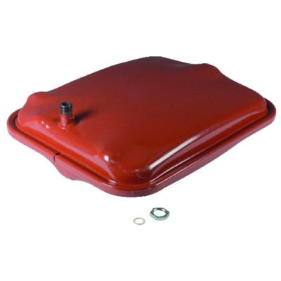 Électrode allumage Ø 8x60 (X 2)