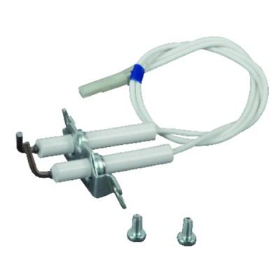 Elettrodi accensione - 6x45 (X 2)