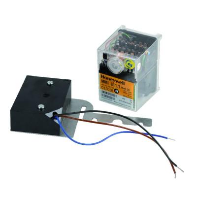 Termostato acqua di sicurezza a bulbo capillare e reset manuale 90/110 LS1