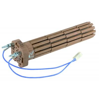 Gasket flange burner - ELCO - KLOCKNER - DIFF for Elco : 13007698