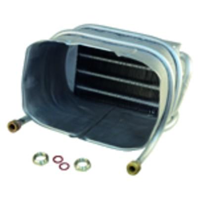 """Flessibile gasolio - F1/4"""" x F1/4"""" dritto (X 2)"""