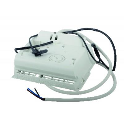 Sicherheitstemperaturregler mit Fühler - RANCO Typ LM 7P 9016 - Nippel