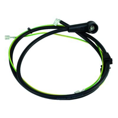 Termostato acqua di sicurezza a bulbo   - IMIT Tipo LS1 cap 2- 110deg - FERROLI : 36401200