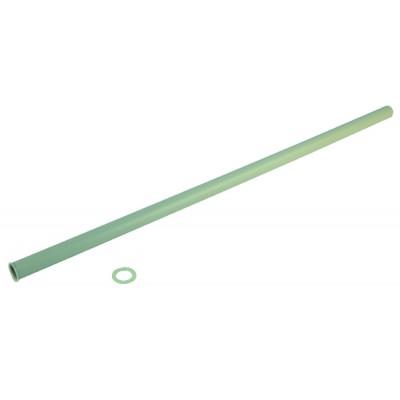 Sicherheitsthermostat mit Fühler IMIT Typ LS1 cap 0,9- 96deg - REZNOR : 5127