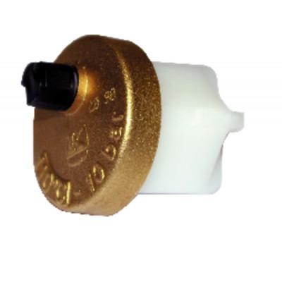 Luftklappenstellantrieb W-STO1/4  - DIFF für Weishaupt : 651026