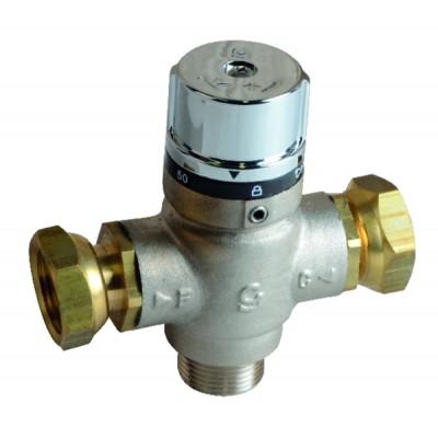 Électrode allumage  + Fil gaz 86401 - BAXI : S17000674