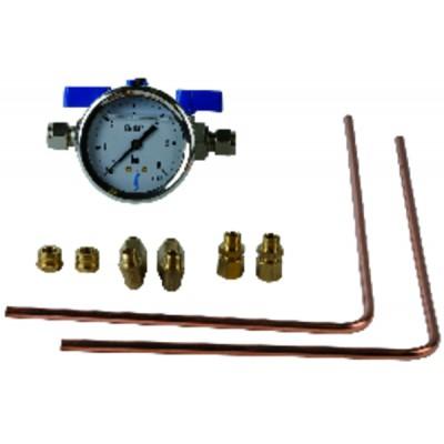 Pressure circulator kit 0 to 6 bars  - GRUNDFOS OEM : 96519940