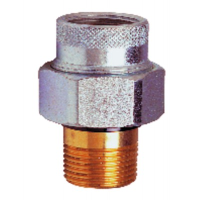 Dielectric connector 20/27 FF