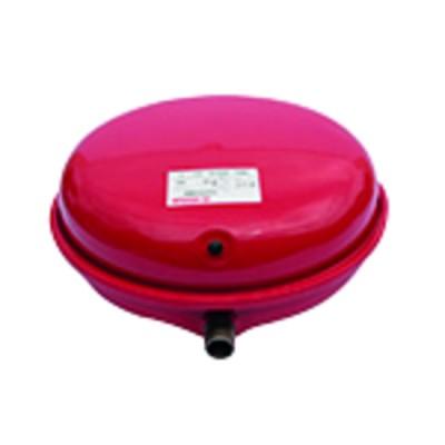 Tubo silicone pressostato (X 3) - DIFF per Chappée : SX5402270