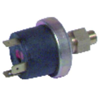 Termocoppia - cavo derivazione termocoppia (lunghezza 1M + terminale faston femmina 6,35mm)