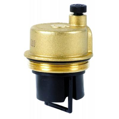 Thermocouple à double dérivation - Référence CHAFFOTEAUX 60031601 - DIFF pour Chaffoteaux : 60031601