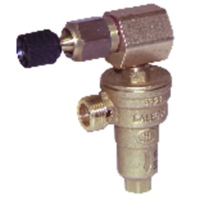 Thermocouple spécifique - FERROLI 36700980 - HONEYWELL BUILD. : Q309A 2747B