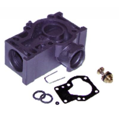 """Termocoppia - Termocoppia 4 raccordi lg 900mm (M8 - M10 - 11/32"""" - F6 - compressione)"""