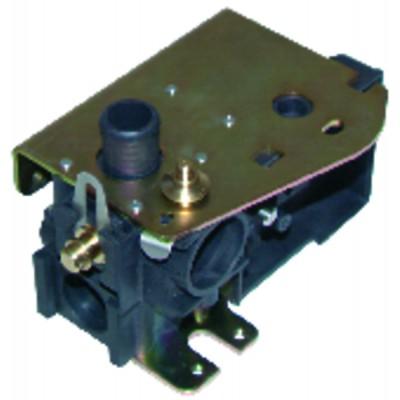 "Thermocouple - Thermocouple 6 raccords lg 1200mm (M8 - M9 - M10 - 11/32"" - F6 - compression)"