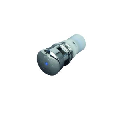 Resistencia blindada con brida Ø 48 mm - Tipo ECB4 1500w - ARISTON : 213499