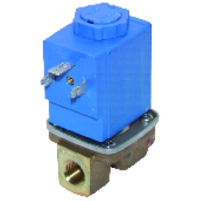Immersion heater with flange ø48mm type ecb4 2500w