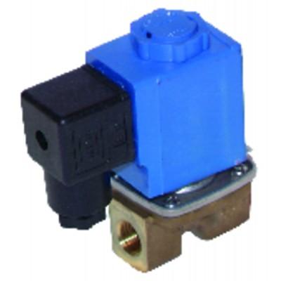 Resistencia blindada para calentador de agua - especifico PACIFIC - ATLANTIC - SAUTER - THERMOR Réf 60186 - PACIFIC : 060186