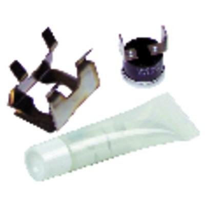 Fusibile e portafusibile Fusibile vetro REZNOR 2A - REZNOR : 5879
