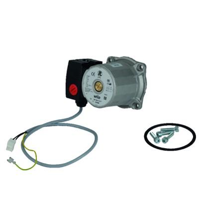 Interrupteur - Modèle pour ZH rouge étanche - ZAEGEL HELD : A814398