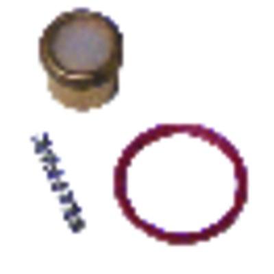 Giunto per scaldacqua - Specifico CUMULUS - SAUTER - THERMOR spessore 4 - PACIFIC : 630192