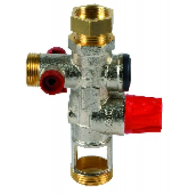Junta para calentador de agua - especifico PACIFIC espesor 3 - PACIFIC : 040292
