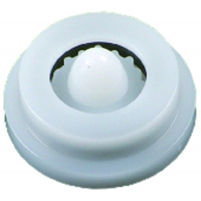 Heizelement Steatit - Standard Keramikheizelement Ø52mm einteilige Ummantelung 1200