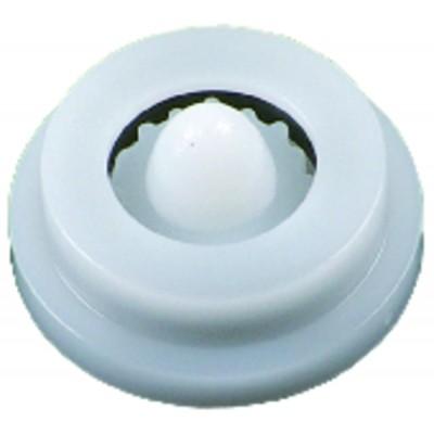 Standard Keramikheizelement Ø52mm einteilige Ummantelung 1200