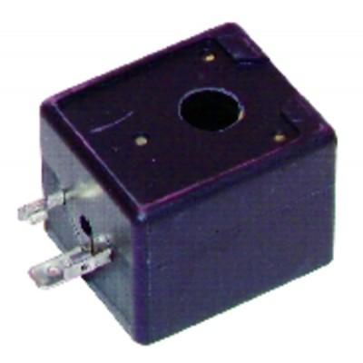 Heizelement Steatit - Standard Keramikheizelement Ø52mm einteilige Ummantelung 3000