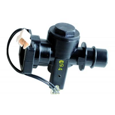 Termostato para calentador de agua COTHERM - Tipo BTS 450 con 2 bulbos 90° - COTHERM : KBTS 900307