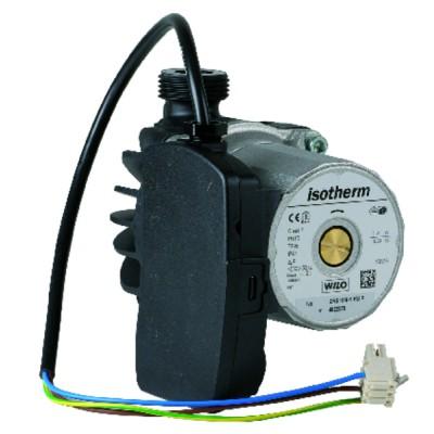 Termostato para calentador de agua COTHERM - Tipo BTS 370 con 2 bulbos  - COTHERM : KBTS900207