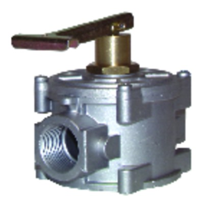 COTHERM water heater thermostat - Type GTLH model with 1 bulb 004601 - COTHERM : GTLH0046