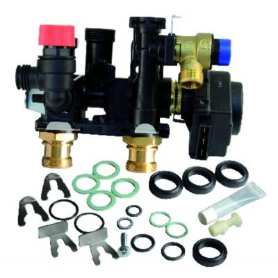 RESTER stem thermostat - Stem thermostat  TAS TF 450 ref 691658 - DEVILLE INDUSTRIE : 691594