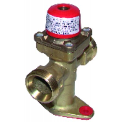 Heating accessory - Vessel with crimped diaphragm diam 3/8 10 liters