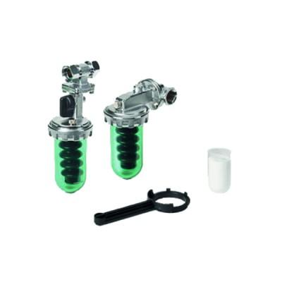 Accessorio elettrovalvola - Connettore DIN ad innesto - MADAS (F) : CN.0010
