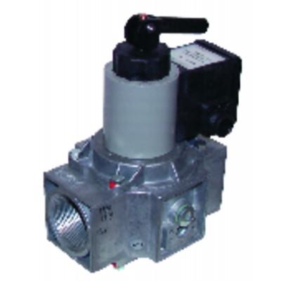 Robinet MM avec clé carré et bouchon 1/2 tappy - EFFEBI SPA : 2157
