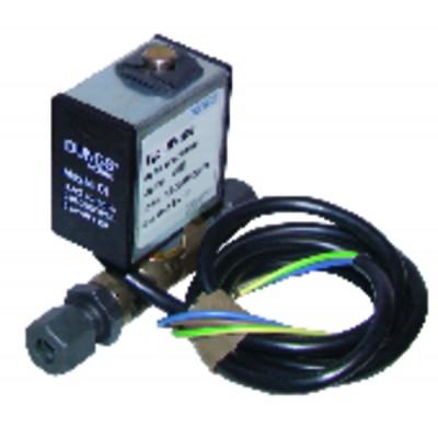 Heating safety valve FF cast iron 26x34 33x42 3 bars  - WATTS INDUSTRIES : 2226242