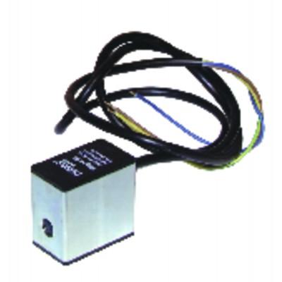 Heating safety valve FF cast iron 26x34 33x42 5 bars - WATTS INDUSTRIES : 2226272