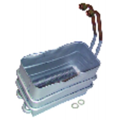 Umwälzpumpe - Magna3 50-150 F 280 1X230V Pn6 - GRUNDFOS : 97924285