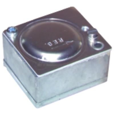 Grey knob - CHAFFOTEAUX : 61302613