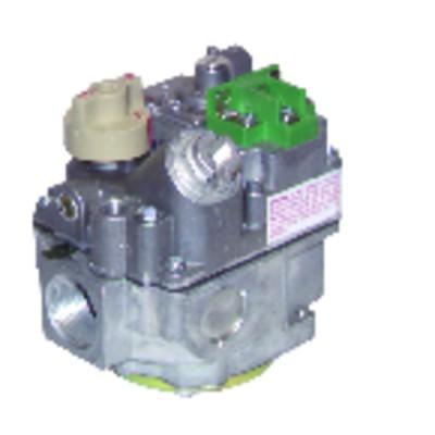 Combined gas valve unitrol 7000 be gas valve