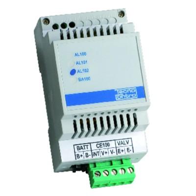 Gas detector al 102 power supply for ba 100 - TECNOCONTROL : AL102