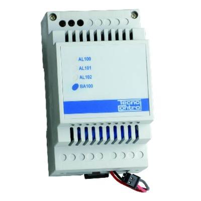 Gas detector lithium battery bac k up for ce 100 - TECNOCONTROL : BA100