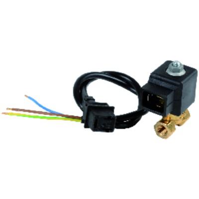"Solenoid valve type rapa bv01 ff1/8"" 220v"