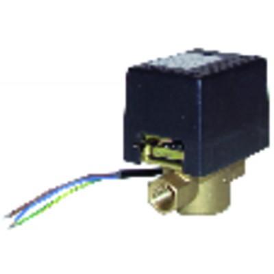 Thermostat bulbe - DIFF pour Chaffoteaux : 395942