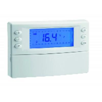 Termostato semanal radio RTU530Bset - E.R.E REGULATION : RTU530BSET