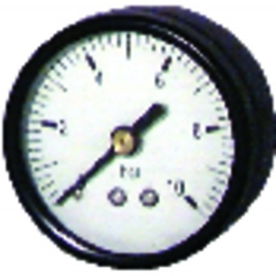 "Standard manometer 0 - 6 bars ø 56 m1/4 """